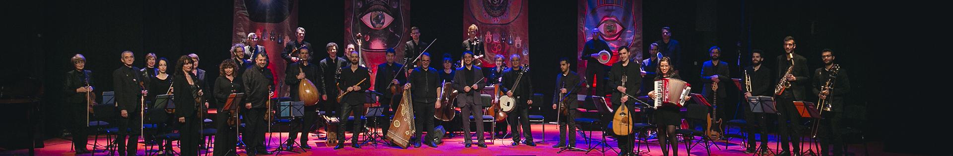 סדרת מזרח מערב באופרה הישראלית