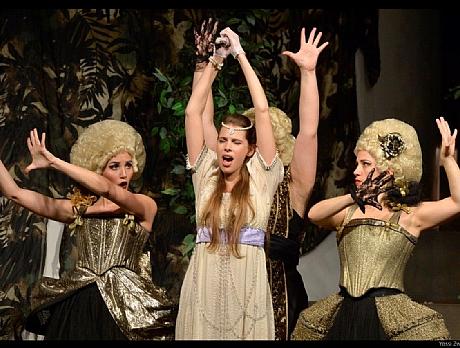 שעת אופרה בפורים