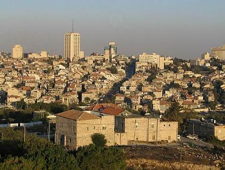 בשערייך ירושלים