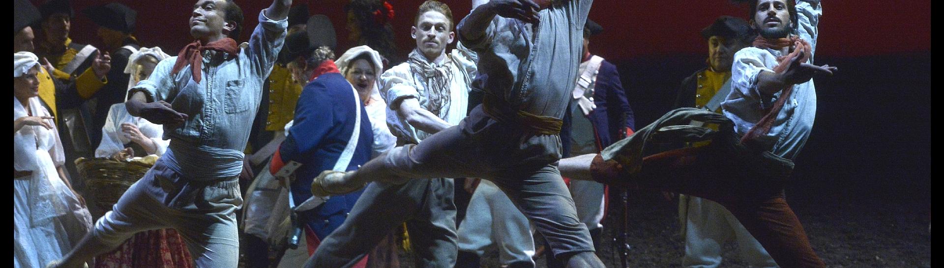כוחו של גורל באופרה הישראלית
