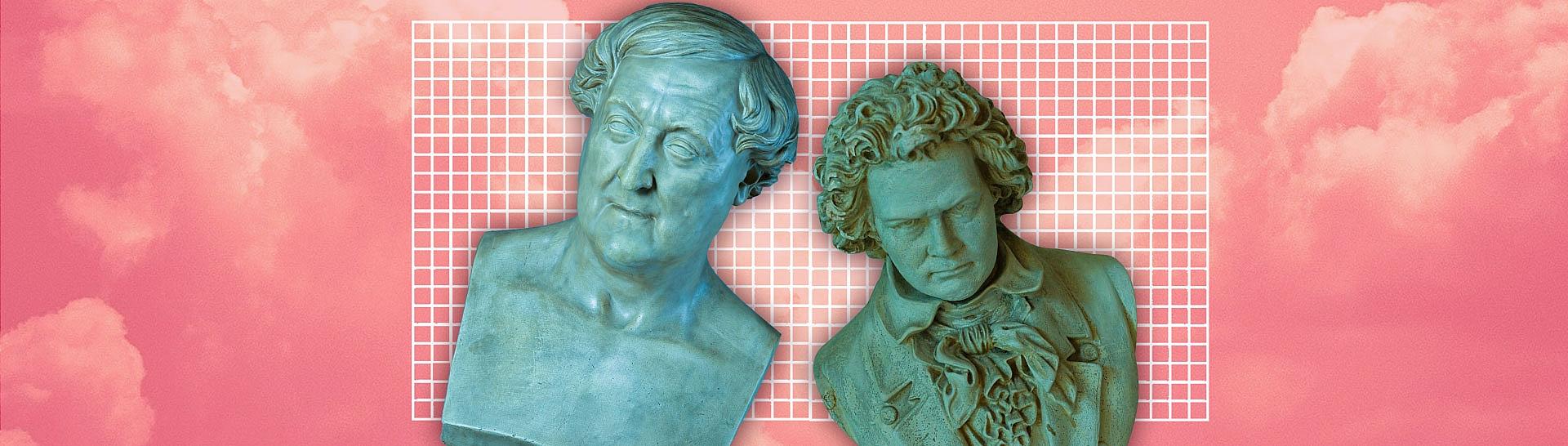 מוצרט ורוסיני