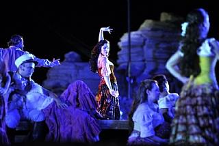 פסטיבל האופרה 2012 - כרמן